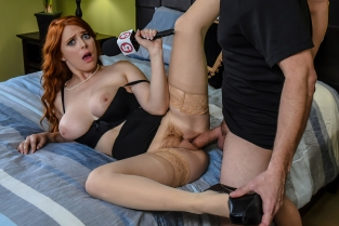 Ramming The Reporter Penny Pax, Preston Parker