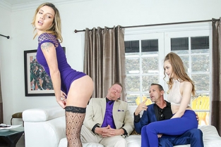 DaughterSwap - Samantha Hayes, Sophia Grace Worlds Dirtiest Dads Pt.2