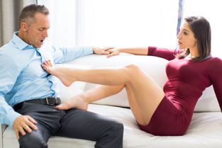 EroticaX - Abella Danger The Touch Of Another Man