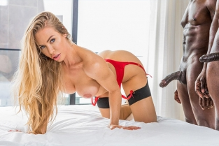 Blacked - I Only Want Sex: Part 4 Nicole Aniston, Joss Lescaf & Jax Slayher