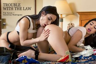 Babes - Tia Cyrus, Veronica Rodriguez Trouble With The Law
