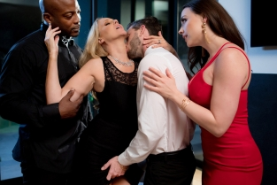 Night Caps Chanel Preston, Julia Ann, Lucas Frost, Nat Turnher