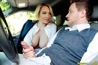RealityKings - Hadley Viscara Schoolgirl Seductress BigNaturals