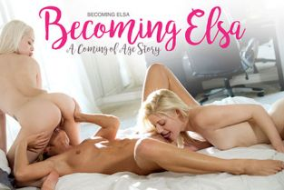 SweetheartVideo - India Summer, Charlotte Stokely, Elsa Jean Becoming Elsa
