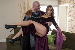 Cucked For Historical Accuracy Britney Amber, Johnny Sins