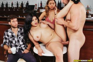 RealityKings - AliceafterDark Coffee Shop Confrontation 8thStreetLatinas