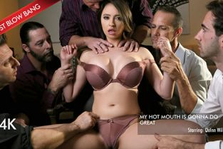 New Sensations - Quinn Wilde Quinns Hotwife Mouth Will Please Everybody