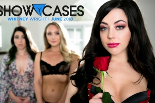 GirlsWay - Showcases: Whitney Wright - 2 Scenes in 1 AJ Applegate, Serena Blair, Whitney Wright