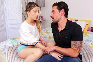 Cum4K - Kristen Scott Stepdad Sex Ed