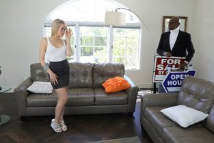 SheWillCheat - Zoey Monroe My Wifes Pussy Is A Black Real Estate Agents Property
