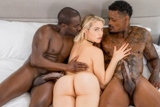 Blacked - BBC For A Favour Mia Malkova, Joss Lescaf & Jason Luv