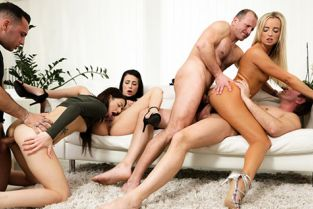 DogHouseDigital - Victoria Pure, Nicole Love, Tera Link We Like To Swing