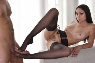 LoveHerFeet - Ariana Marie Forbidden Foot Fling