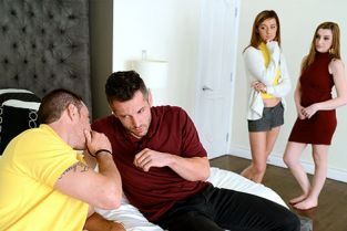 DaughterSwap - Avery Moon, Cameron Minx You Fuck My Dad And I Revenge Fuck Yours