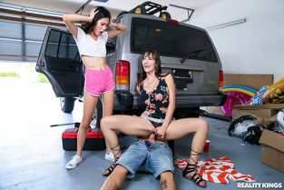 RealityKings - Lexi Luna, Vina Sky Mechanic Appreciation MomsBangTeens