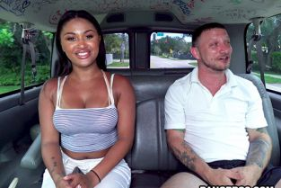 BangBros - Sommer Isabella Dating Advice on The Bus BangBus