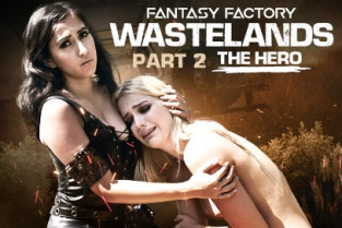 GirlsWay - Fantasy Factory: Wastelands (Episode 2) April ONeil, Kenna James