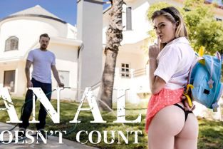 PureTaboo - Chloe Foster Anal Doesnt Count
