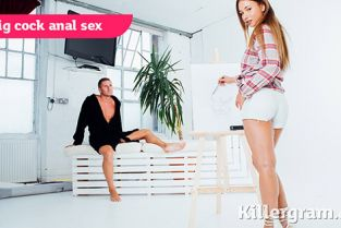 Killergram - Taylor Sands Big Cock Anal Sex