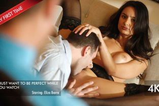 New Sensations - Eliza Ibarra Eliza Earns Her First Hotwife Anklet
