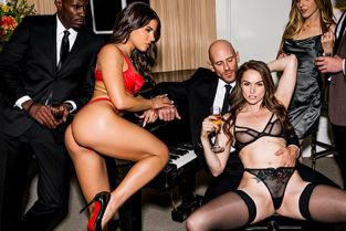 Vixen - Tori Black, Adriana Chechik After Dark Part 2