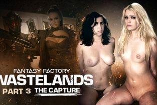 GirlsWay - April O'Neil, Abigail Mac, Kenna James Wastelands Episode 3