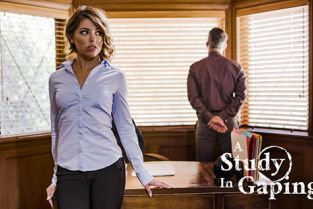PureTaboo - Adriana Chechik A Study In Gaping