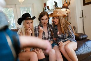 BFFs - Ashley Lane, Gracie May Green, Layla Love Hoe Down