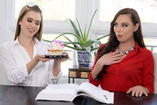 GirlsWay - Aidra Fox, Jill Kassidy Birthday Surprise