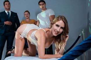 DigitalPlayground - Cadence Lux Pussy Projection