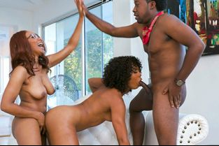 FilthyFamily - Misty Stone, Jenna Foxx Lets Keep It In The Family