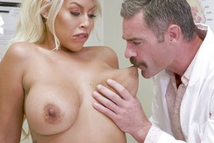 BangTrickery - Bridgette B Gets A Prescription Of Dick At The Doctor's Office