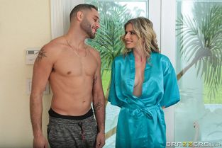 Cory Chase Hot And Sweaty Day MilfsLikeItBig