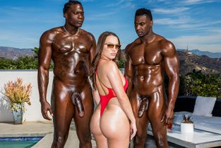 Blacked - Lily Love What if?