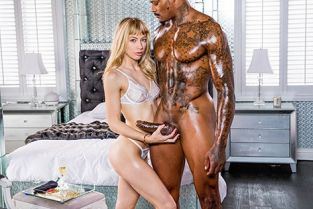 Blacked - Ivy Wolfe My First