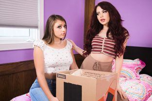 WebYoung - Sabina Rouge, Gia Derza First Day Of College