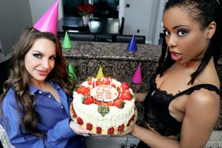 ShareMyBF - Kimmy Granger, Kira Noir Happy 10th Birthday