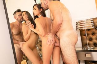 JulesJordan - Gianna Dior All Natural Slut Gets A Pounding