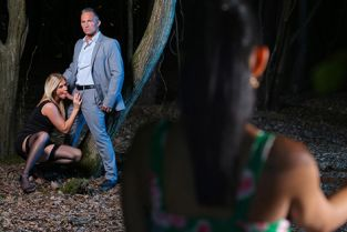 DorcelClub - India Summer Voyeur Moment In The Woods