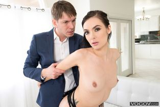 VogoV - Marley Brinx Hot Anal Invasion