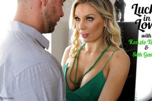 NFBusty - Kenzie Taylor Lucky In Love