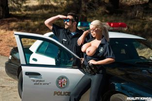 RealityKings - Bridgette B To Serve And Protect RKPrime