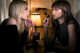 GirlsWay - Kenna James, Riley Reid The Case Of The Mysterious Panties