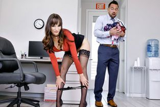 MylfBoss - Lexi Luna Pussy Eating Promotions