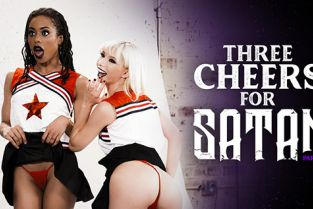BurningAngel - Kira Noir, Kenzie Reeves Three Cheers For Satan